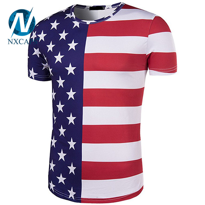 Mens unisex hipster 3d digital fashion graphic printing t for American apparel plain t shirts bulk