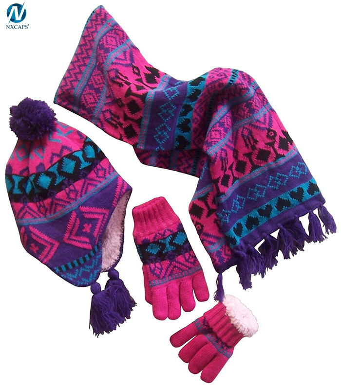 Get more out of your winter wear with bulk sets of gloves, scarves and hats. Perfectly coordinated and oh so warm, our selection of hats, gloves and scarves sets will keep everyone cozy this season. Save more by buying sets at wholesale prices.
