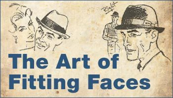 THE ART OF FITTING FACES