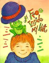 A FROG INSIDE MY HAT BY FAY ROBINSON