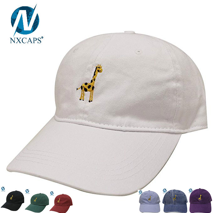 Custom embroidered dad hat plain baseball cap unstructured 6 panel hats and caps