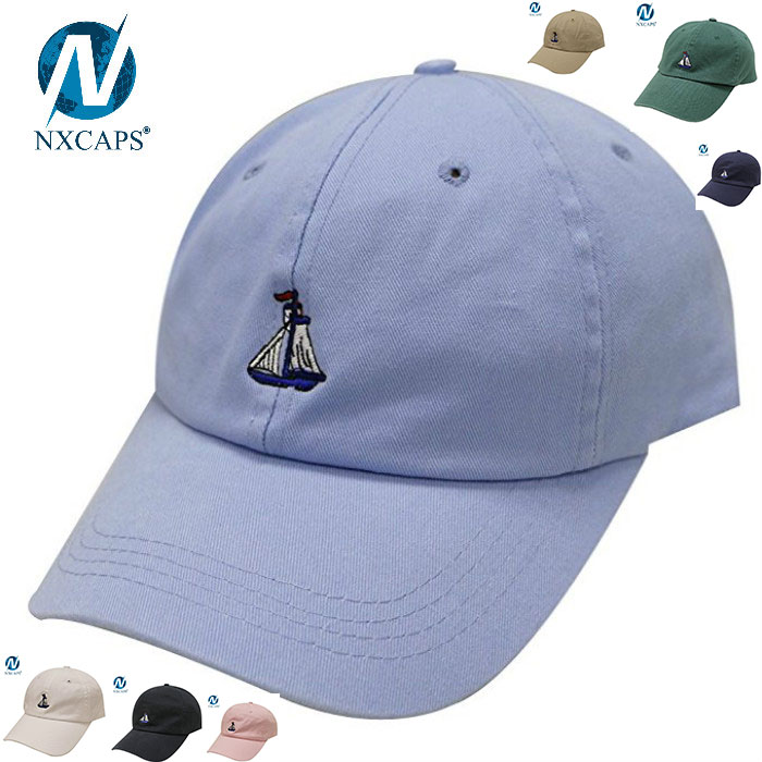 Washed Deluxe Brushed Twill Cap 6901