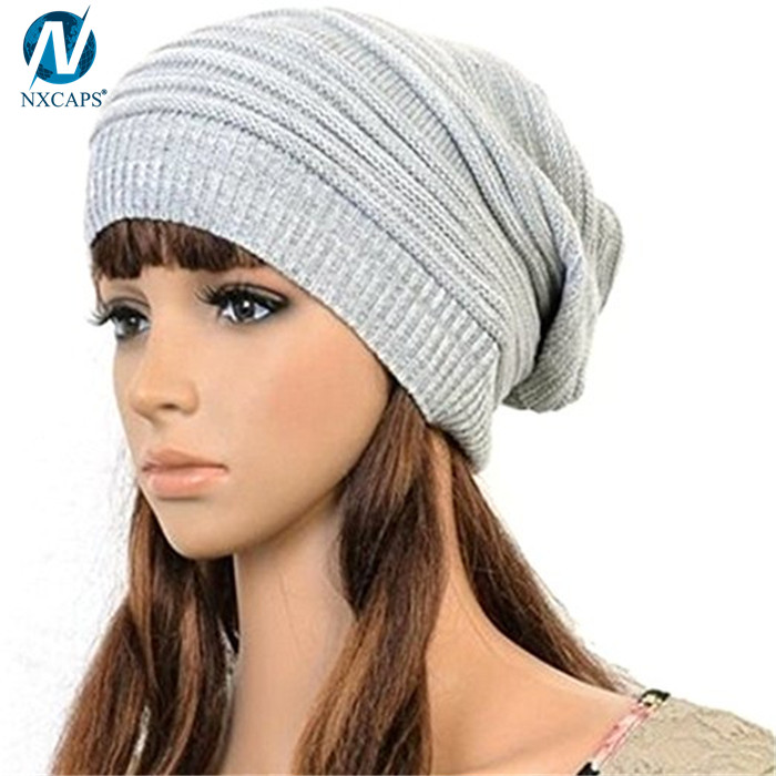 Classic skully hat branded skull hats women beanies cap manufacturers
