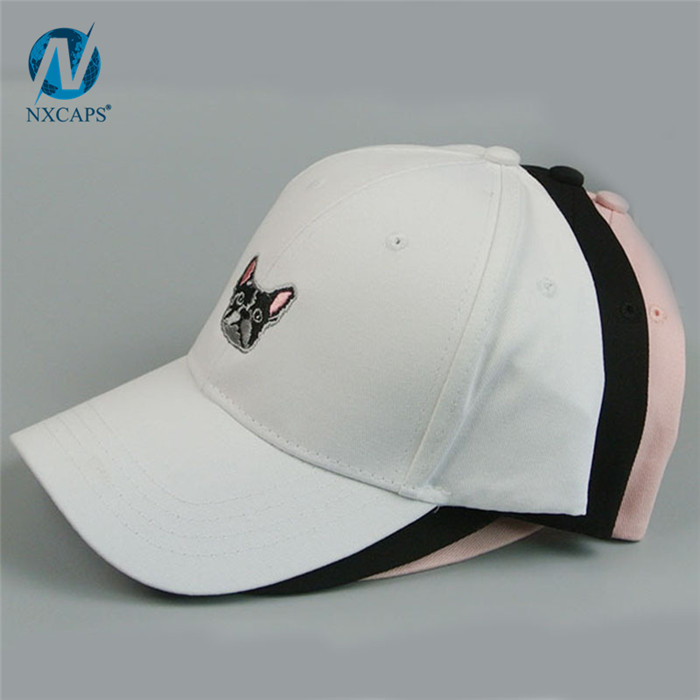 f983b89311e40 ... New Fashion era dog logo cap 3d embroidery dad Hat Custom Baseball  Snapback Cap Hip Hop ...