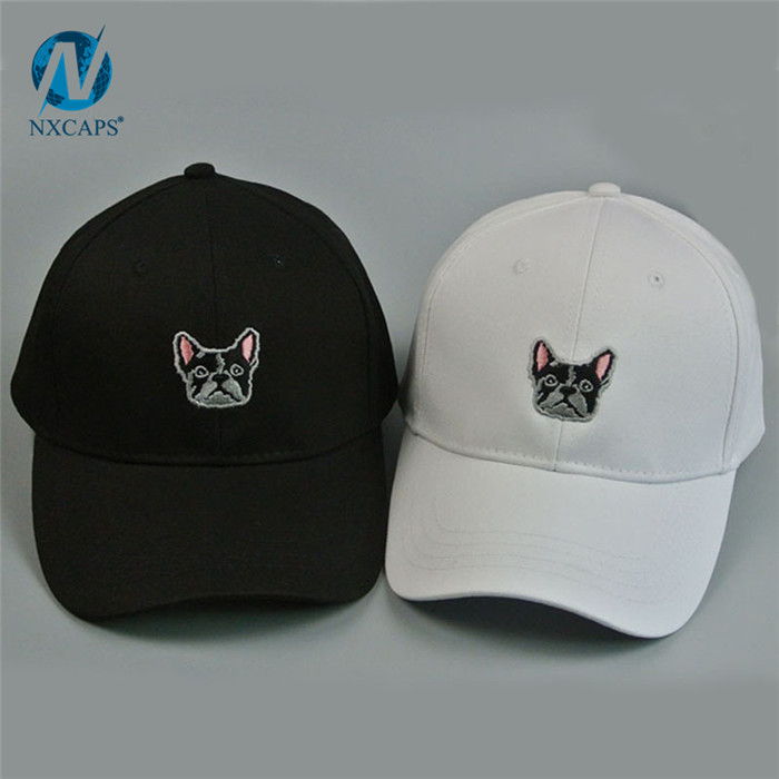 d1c6253fe54e1 New Fashion era dog logo cap 3d embroidery dad Hat Custom Baseball Snapback  Cap Hip Hop ...