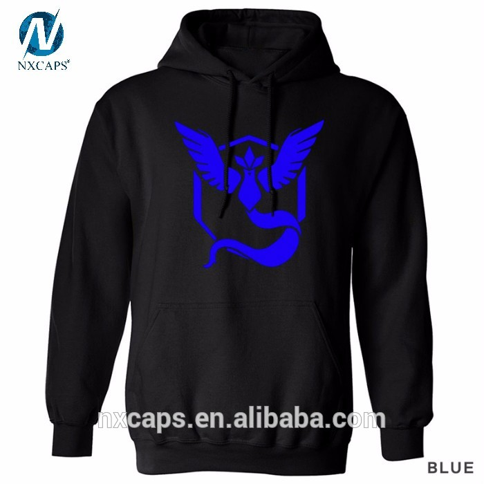 Pokemon Go Autumn Winter Men & women Hoodies Sweatshirts Long-sleeved Hooded Harajuku Plus Size Sportswear
