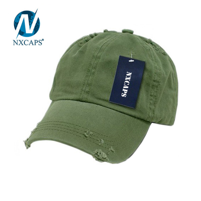 Customizing different logo embroidery 6 panel dad hat/OEM 100% cotton high quality dad cap