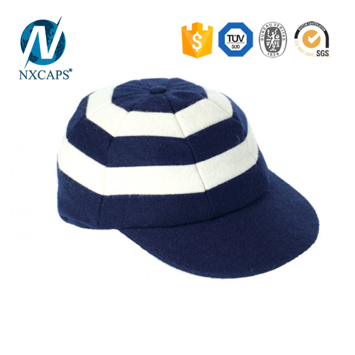 ce086afaaefc7 2017 Wholesale design cricket cap custom flat embroidery baggy hats hit  colour cricket hats two tone ...