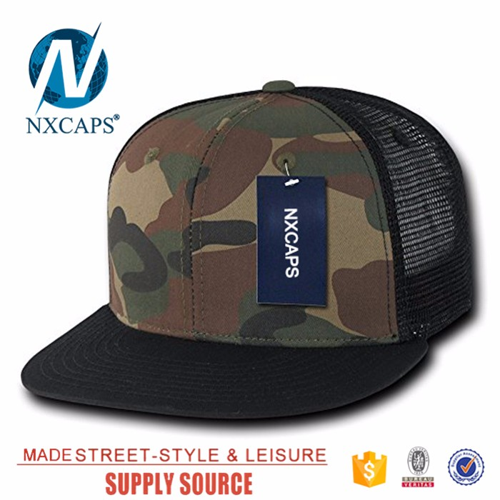 a9f08e52bb8 ... Promotion plain camo snapback hats old school camouflage trucker hat  xxl snapback caps shop with black ...