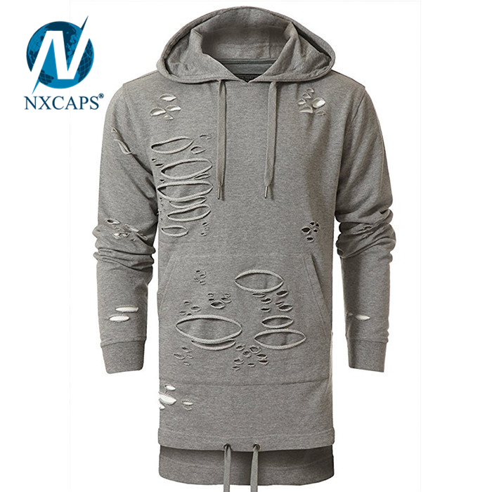 Distressed wholesale minion hoodies 100 acrylic young hoodie unisex Pullover Hoody