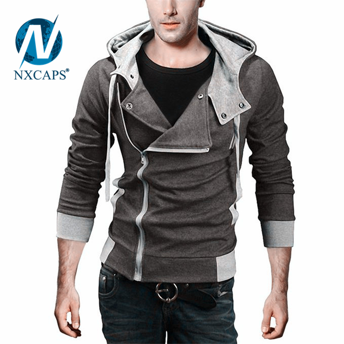 Wholesale High Quality Cheap Price Mens Pullover Oversize Custom Sweatshirts Blank Longline Hoodies Plain