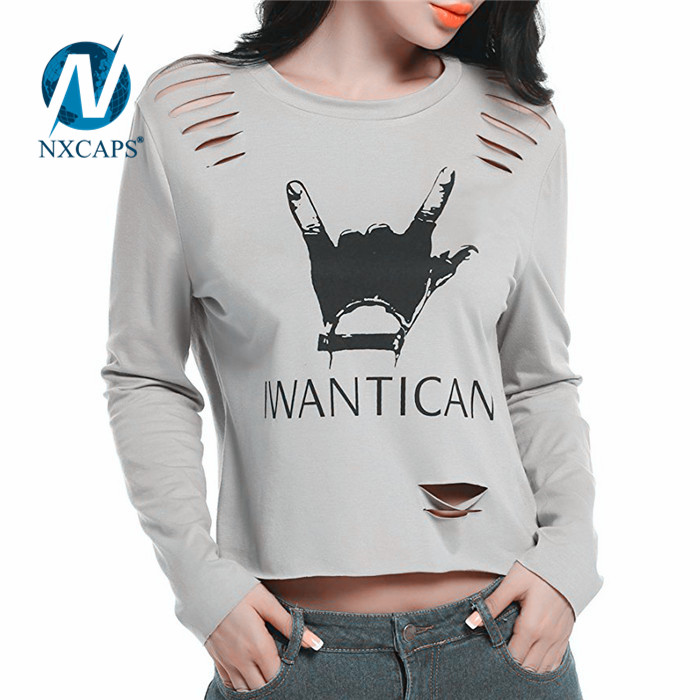 dae29082349 Distressed organic cotton t shirt wholesale women Printing t shirt overseas  simple design t shirts ...