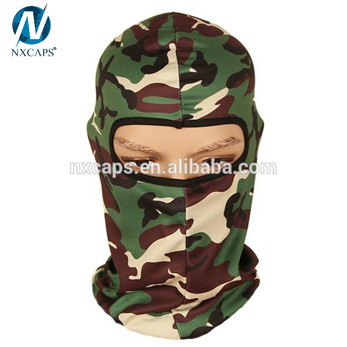 Winter Face Mask Neck Windproof Protecting Outdoor Balaclava Full Face Mask