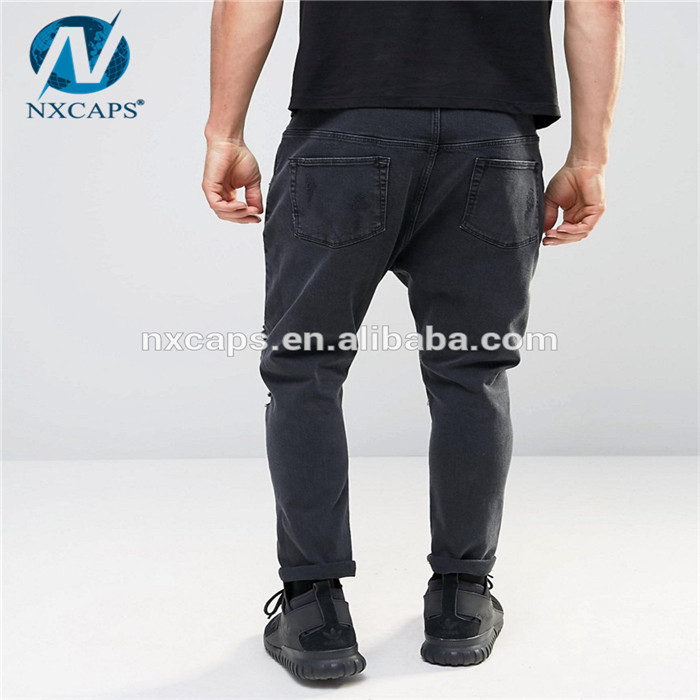 Man Stretch Jeans Trousers Wholesale Price Custom Boys Jeans Pants For Men
