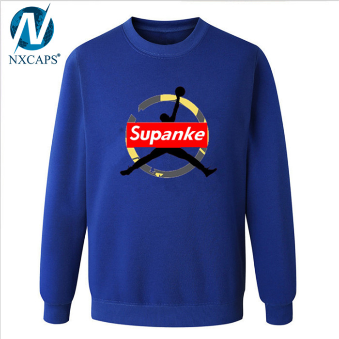2017 Hot selling New Hoodies 100%Cotton High Quality Custom XXXXL Hoodies for Men