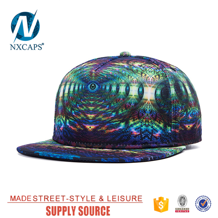 136a8d4b ... Digital Printed skull snapback hat full printing 5 panel hip hop hat  cap 3D print baseball ...