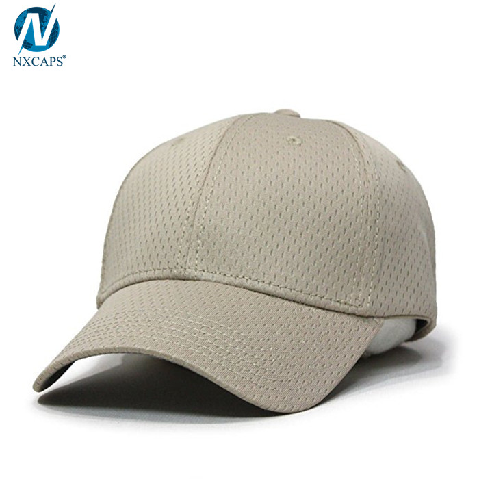 d589821dad61f0 ... Plain fitted cap custom hats low profile baseball cap mesh cotton hat  with adjustable strap ...