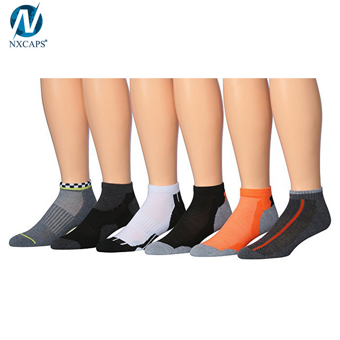Mens No Show Socks Ankle Low Cut Men's Sport Athletic Business Work Sock