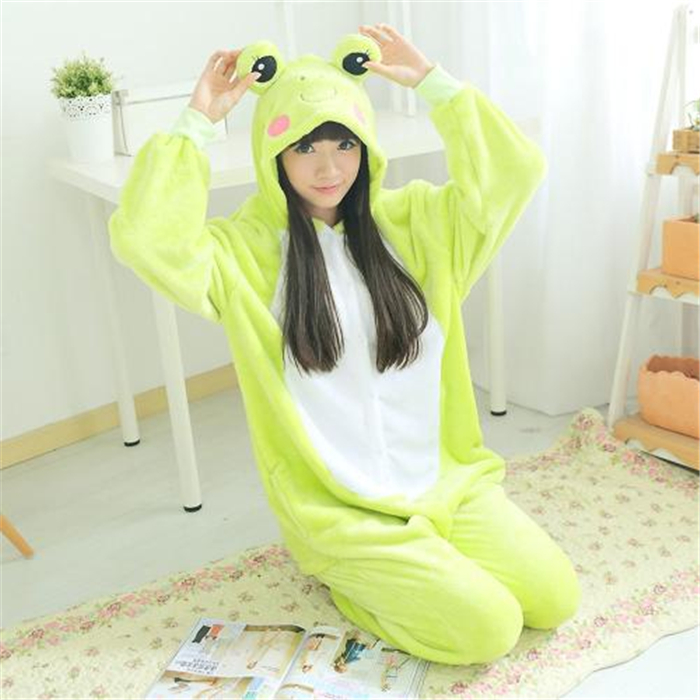 Childrens sleepwear dress Pyjamas Anime Cosplay Costume Sleepwear Adult hoodies Suits