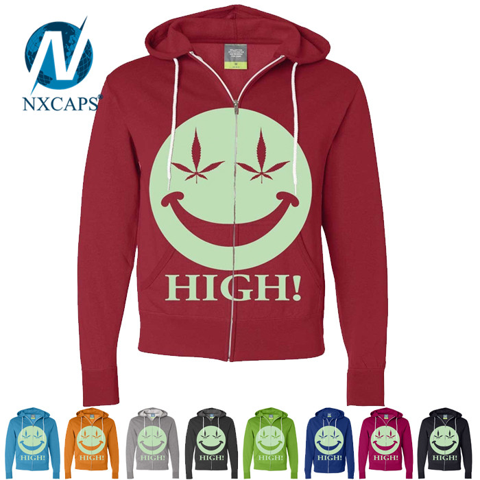 Unisex adult fancy night lights Teens Galaxy Unique Design Emoji Hoodie luminescent branded brand hoody Glow lights at night