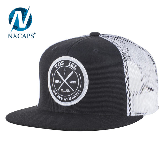 CLASSIC PATCH SNAPBACK cap FLEX FIT HATS custom 3D