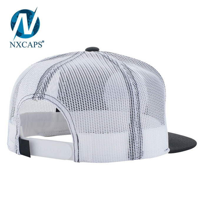FIT HATS custom 3D embroidery snapback cap colorful snapback hat adjuster buckle