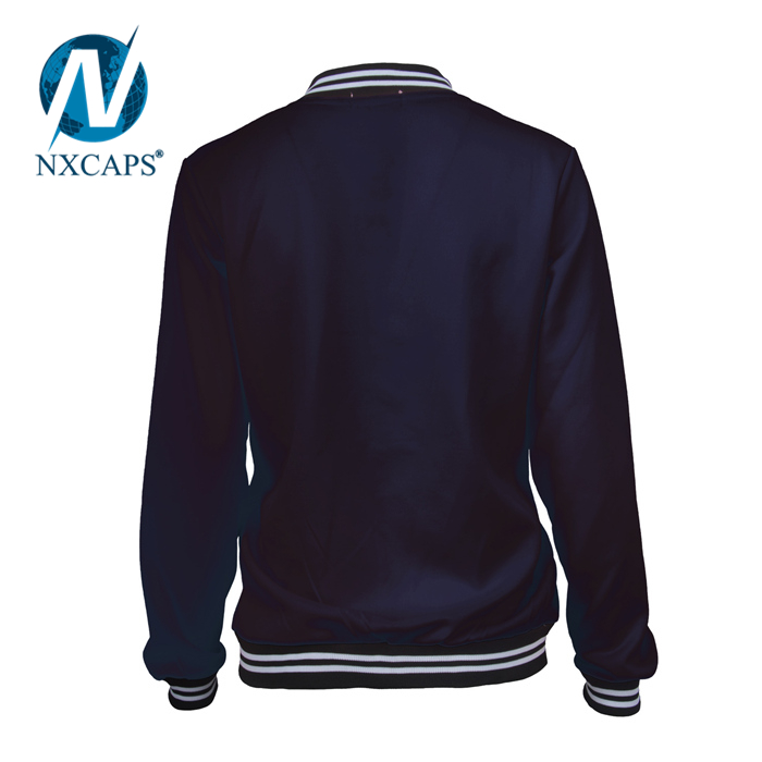 Manufacturer Price Women Jacket Own Custom Embroidery High Quality Knitted Windproof Outdoor Padded Slim Fit Winter Coat Woman