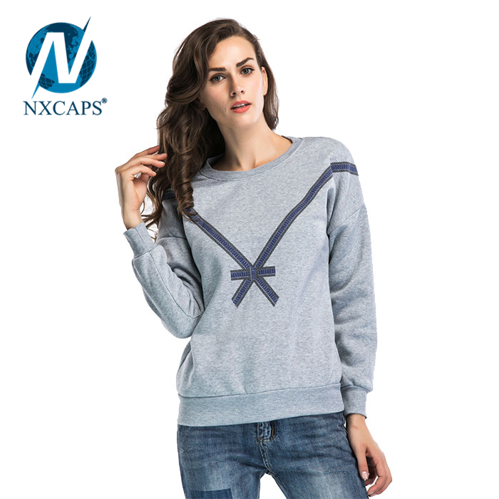 Girls Bowknot Hoodie Hot Selling Fancy Design Winter Casual Cotton Sweater Designs Woman Viscose Twin Set Open Cardigan Knit Swe