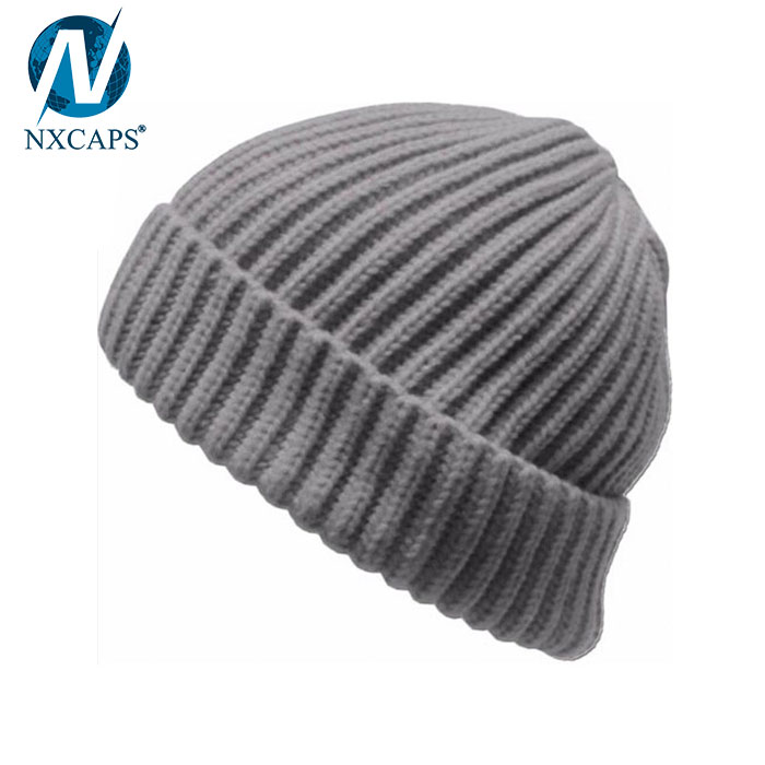 Classic fisherman beanie plain beanies men winter knitted hat cuff beanie hats wholesale,fisherman beanie,plain beanie,beanies men,cuff beanie,beanie in bulk,beanie hat wholesale online,nxcaps shenzhen Fashion company