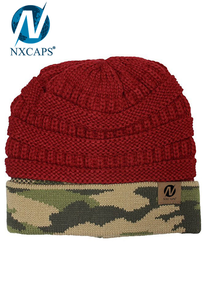 Stylish camo beanie slouch adult beanies plain skull hats wholesale,camo beanie,adult beanies,skullies beanies,wholesale blank winter beanies hats,plain slouch beanie,plain skull beanie,nxcaps shenzhen Fashion company