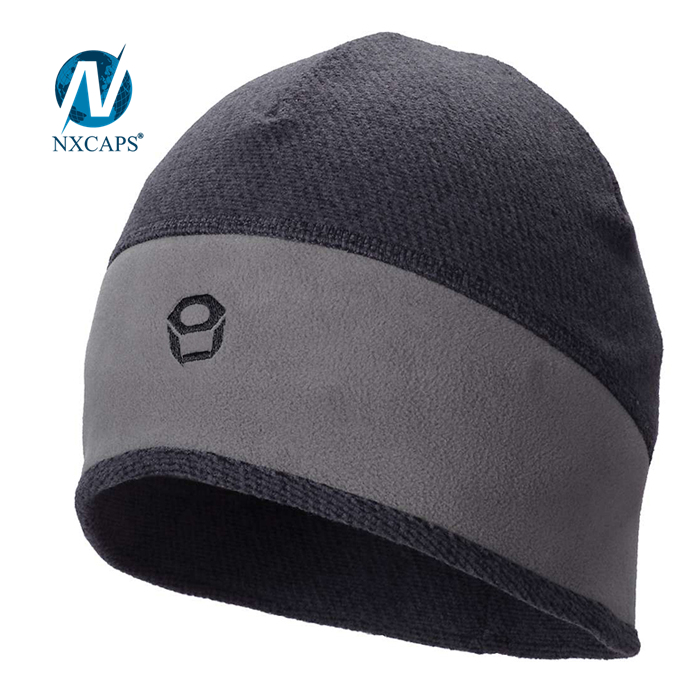 Spandex beanie hats wholesale plain promotional beanie caps flexfit blank beanie with custom embroidery logo beanie cap
