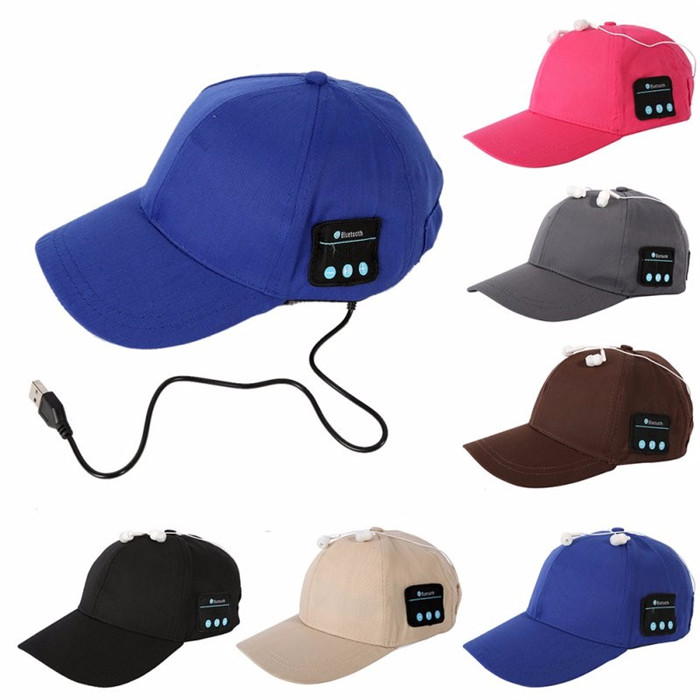 nxcaps integration of traditional hat combined with science and technology,factory has developed new type bluetooth 4.1 baseball cap snapback hat.