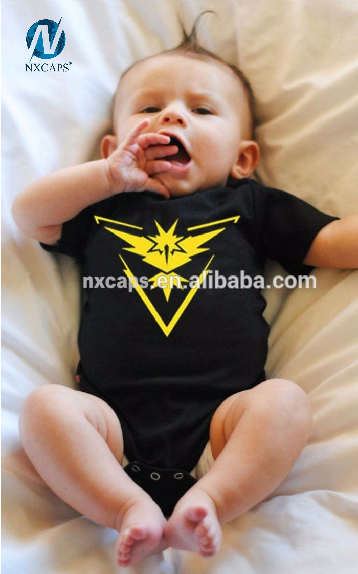 Baby Pokemon Go Tshirt,Custom Pokemon Printed Jumpsuit,Pokemon Baby Romper,drifit sport t shirt,t shirt sport,sublimation sport t shirt,custom sport shirt,,China Custom T Shirt,The Avengers T Shirt Printing,Blank Cotton T-shirt Printing,custom t shirt printing,nxcaps