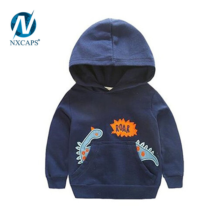 Printed pattern star hoodies kids blank Solid Color workout hoodies young Sweatshirt hoody