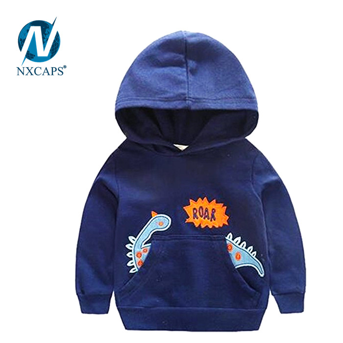 Printed pattern hoodies kids blank Solid Color workout hoodies young Sweatshirt hoody