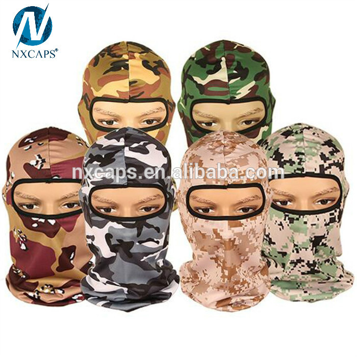 Custom print skull balaclava face mask 3d outdoor sports ski hat motorcycle cycling masks,Winter Face Mask,full face mask,outdoor balaclava,nxcaps shenzhen fashion company