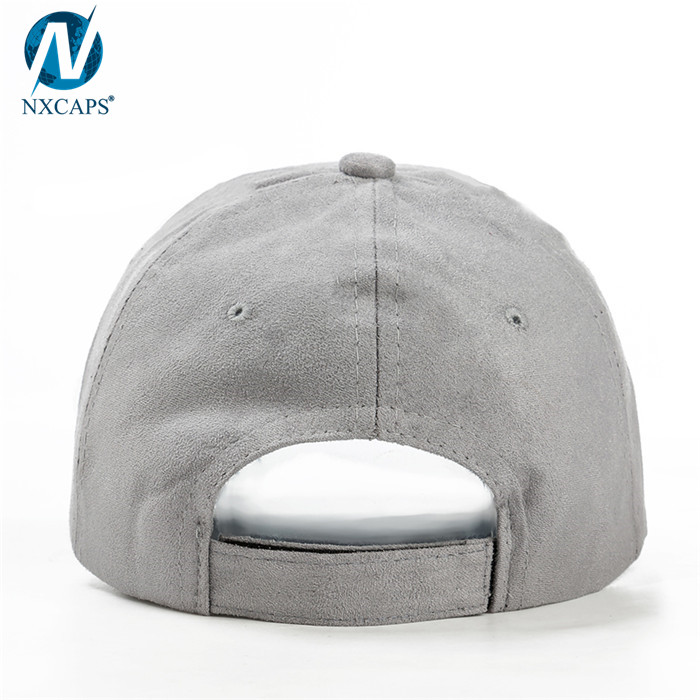 Classic pierced cap suede baseball cap with metal ring Hip Hop Cap Plain Soild Snapback Baseball Hats,pierced cap,suede baseball cap,suede baseball cap with metal ring,nxcaps shenzhen fashion company