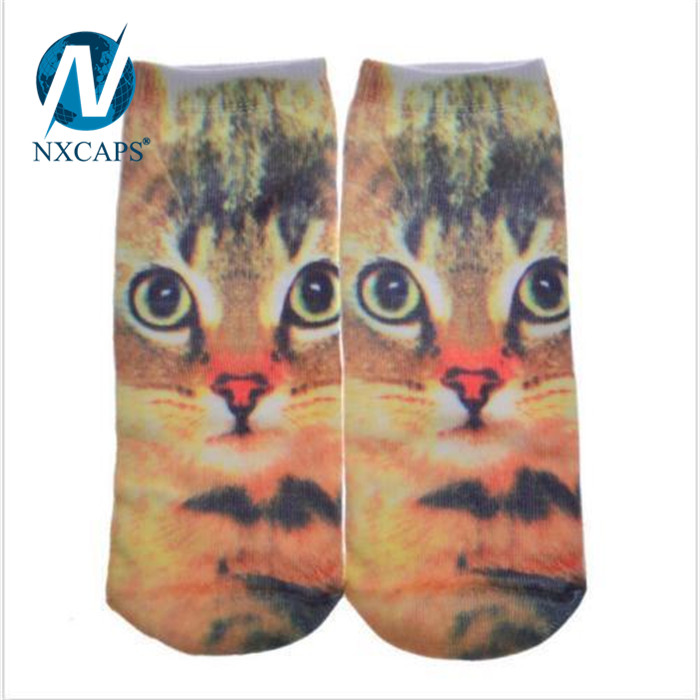 Pop baby sock,socks men pack,Cartoon children socks,Print Tiger Socks,China Socks Factory,nxcaps