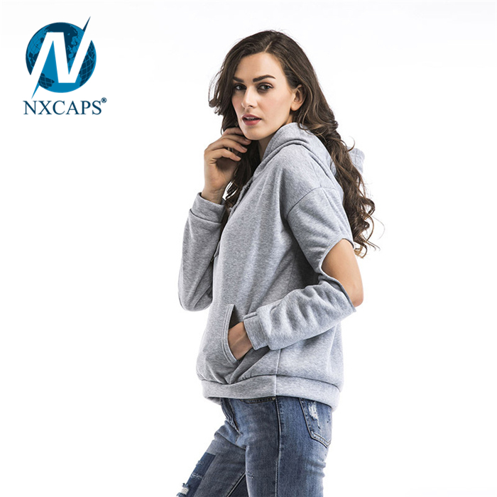 Wholesale Hoody,Custom Long Sleeve,Women Black Hoodie,nxcaps