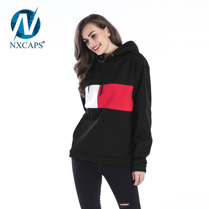 Thinsulate Lining Hoodies,Private Label Hoodies,Colorblock Hoody,Hoodie Own Removable Hat,NXCAPS