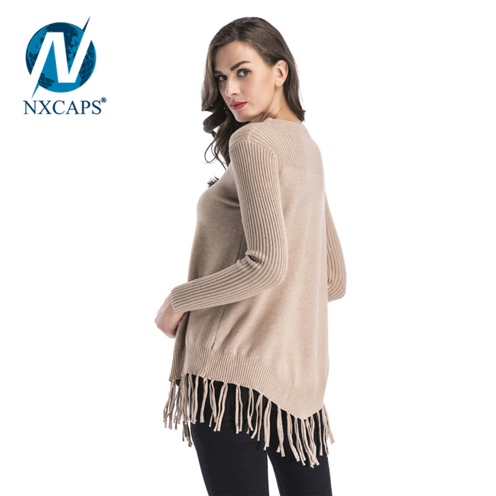 Distressed Sweatersweaters For Women Winter